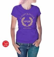 Camp Jupiter футболка SPQR для женщин Перси Джексон 6 ...
