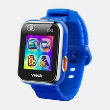 <b>Vtech Kidizoom Smart Watch DX2</b> - Blue | Target Australia
