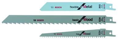 Купить <b>Пильное полотно</b> для сабельной пилы <b>BOSCH</b> S922EF ...