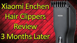 Xiaomi <b>Enchen</b> Boost <b>Hair</b> Clippers Review - 3 months later - YouTube