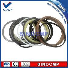 R360LC 7 <b>Arm Cylinder Repair Seal</b> Kit 31Y1 18490 For Hyundai ...