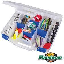 <b>Коробка рыболовная</b> пластиковая Flambeau 8415 Tuff Tainer Zerust