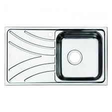<b>Кухонная мойка IDDIS Arro</b> S ARR78SRi77, шелк, чаша справа ...