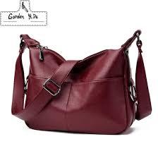 Shop New <b>Female</b> Messenger <b>Bags</b> Feminina Bolsa Leather <b>Luxury</b> ...