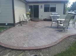 gallery of captivating stamped concrete patio designs on classic home interior design with stamped concrete patio designs captivating design patio ideas diy