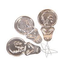 1 Packet(<b>50PCs</b>) <b>Silver Tone</b> Aluminium Needle Threaders For ...