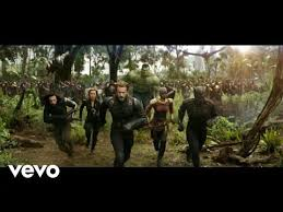 Sia, Paloma Faith - Warrior (From the <b>Avengers</b>: <b>Infinity</b> War Original ...