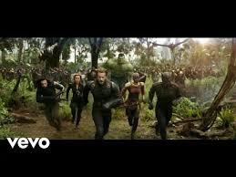 Sia, Paloma Faith - Warrior (From the <b>Avengers</b>: <b>Infinity</b> War Original ...