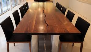 Solid Wood Dining Room Tables And Chairs Accents Astonishing Modern Natural Wood Dining Table For Excellent