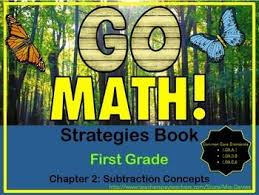 Models  Go math and Math on Pinterest Models each lesson of the first grade Go Math  Chapter    Subtraction Concepts curriculum