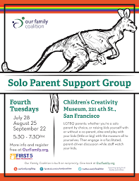 naomese naomi bardoff s art blog solo parent kangaroo and flyer an illustration and flyer layout i made for my day job at our family coalition this single parent kangaroo i think a single queer dad wears a fanny
