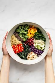 <b>Superfood Salad</b> - Choosing Chia