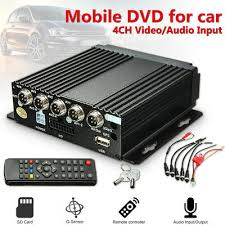 Mini <b>4CH AHD</b> DVR Car Vehicle Mobile Realtime Video/Audio ...