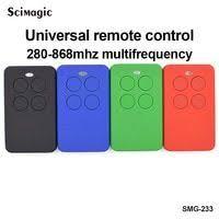 <b>3X Universal gate and</b> garage door remote control BENINCA DITEC ...