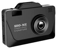 <b>Видеорегистратор</b> с радар-детектором <b>SHO</b>-<b>ME Combo</b> Drive ...