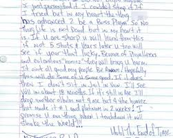 patriotexpressus terrific cover letter example prism international patriotexpressus fascinating tupac shakur wrote about starting a new chapter in handwritten lovely tupac shakur