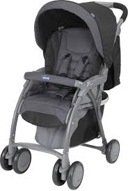 <b>Коляска прогулочная Chicco SIMPLICITY</b> PLUS TOP ANTHRACITE