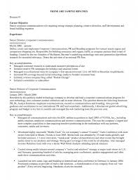 simple resume objective cipanewsletter objective for job resume berathen com