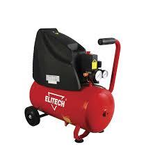 <b>Компрессор безмасляный Elitech КПБ</b> 190/24 24 л 1,5 кВт ...