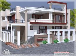 Beautiful Double Storey House Plans   n beautiful house photo    Indian House Design Plans Free