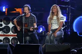 livestream global citizen festival stereogum watch eddie vedder beyonceacute cover redemption song at global citizen fest