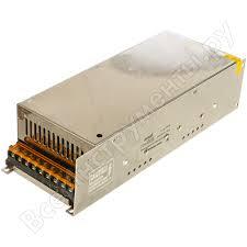<b>Блок питания LED STRIP</b> PS 400W 12V Gauss 202003400 - цена ...