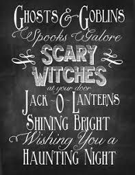 Halloween Quotes on Pinterest | Happy Halloween, Vintage Halloween ...