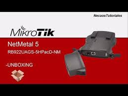 Маршрутизатор <b>MikroTik</b> NetMetal 5SHP triple (<b>RB921UAGS</b> ...