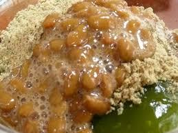 「納豆きな粉」の画像検索結果