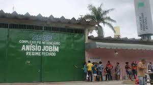 Resultado de imagem para Presos envolvidos em chacina em Manaus