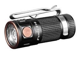 Ручной <b>фонарь Fenix E16</b>, черный — купить в интернет ...