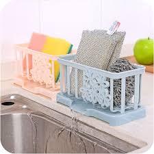 <b>Multifunction</b> Plastic Sponge Cleaning cloth <b>Storage</b> Gadget ...