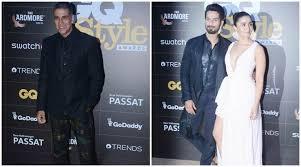 GQ <b>India Style</b> Awards <b>2018</b>: Akshay Kumar is GQ Legend; Shahid ...