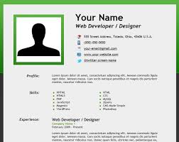 how to create an effective resumes Template