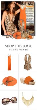 """""""<b>Hot Wild Summer</b>"""" by diva1023 liked on Polyvore featuring Norma ..."""