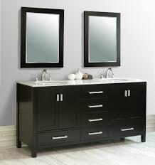 bathroom vanity 60 inch: home decor  inch double sink bathroom vanity contemporary