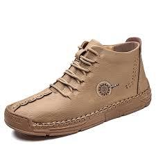 <b>SENBAO Men Boots</b> Light Brown EU 44 Boots Sale, Price ...