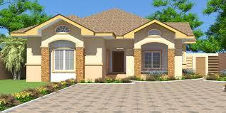 Bedroom House Plans in Kenya   Beautiful Homes   bedroom house plan in