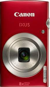 Ответы на вопросы Canon IXUS 185 (<b>red</b>) - Связной
