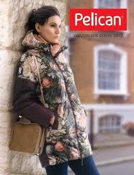 Каталог <b>Pelican</b> осень 2017 женщины