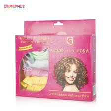 <b>Бигуди</b> для завивки волос <b>GRIDO DELLA</b> MODA Magic Leverage ...