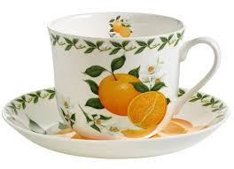 "<b>Чайная пара Maxwell &</b> Williams ""Апельсин"", 480 мл, 2 предмета ..."