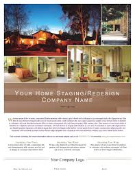 beige marketing flyer staging career center home stagers marketing flyers