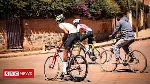 <b>Cycling</b> heaven: The African capital with 'no traffic' - BBC News