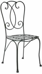 buy hot sale antique wrought iron chairs and find similar products on black wrought iron furniture