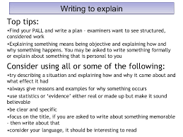 After this  we got back into groups and created essay plans for each of the themes using this question template