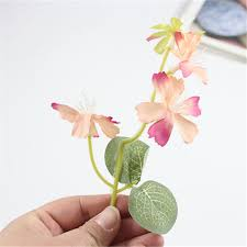 <b>1pcs</b>/lot Silk Flowers Artificial Flowers Simulation High Quality ...
