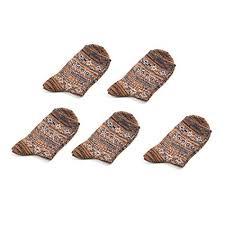 aaa6shopping <b>Mens Socks</b> Warm Cotton Knitting <b>Autumn Winter</b> ...