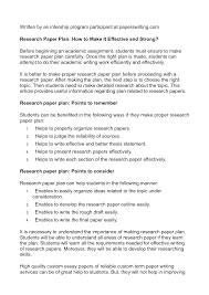 how to research for a paper how to write a research paper what planning a research paper term paper academic writing service