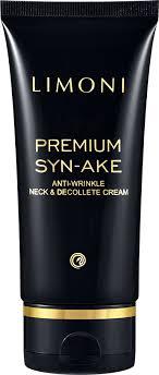 Уход за лицом и телом :: <b>Limoni Premium</b> Syn-Ake Anti-Wrinkle ...
